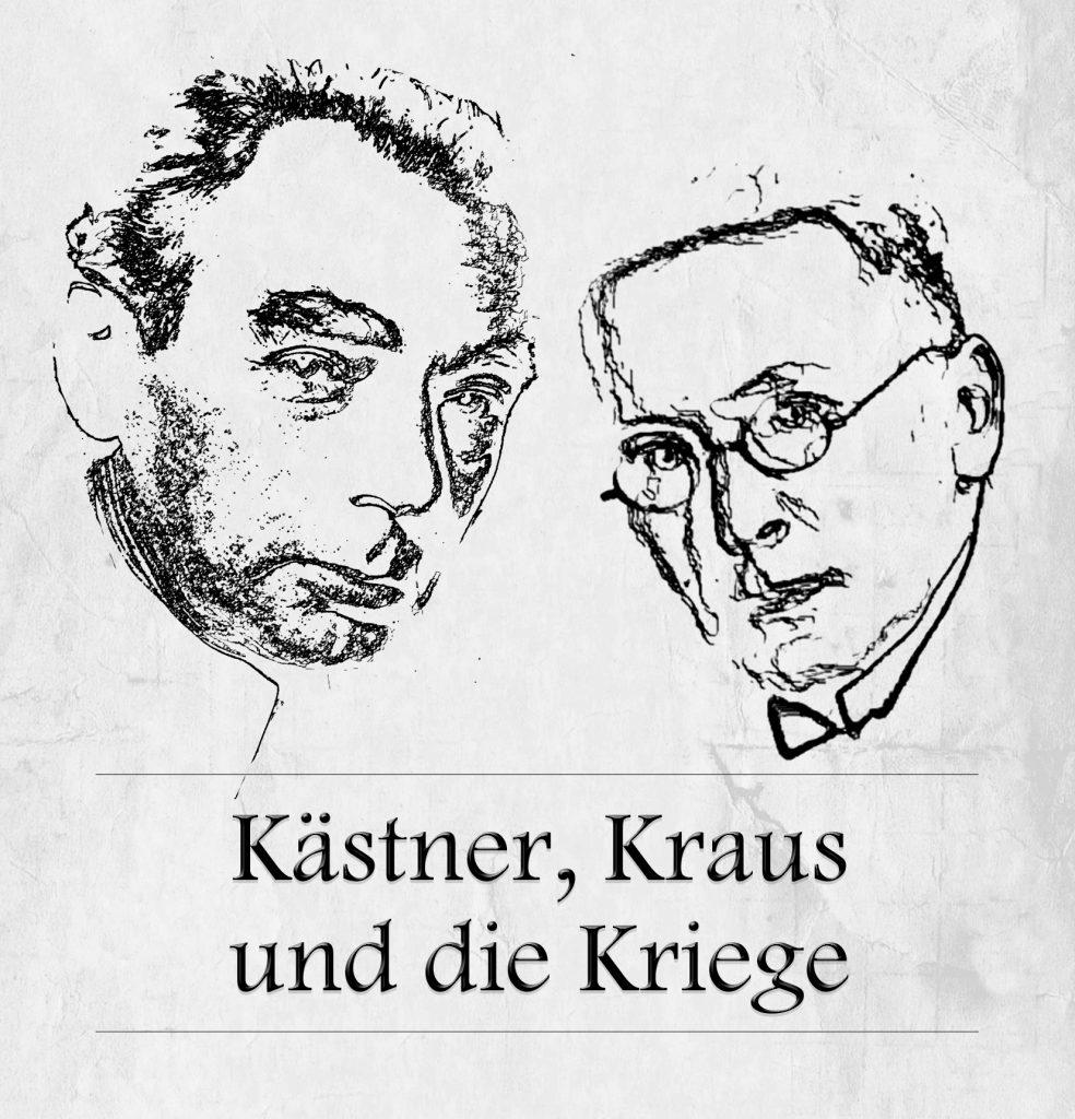 Kästner, Kraus und die Kriege - szenische Lesung im PEM Theater an den Elbbrücken Hamburg