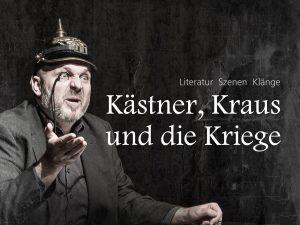 Kästner, Kraus und die Kriege